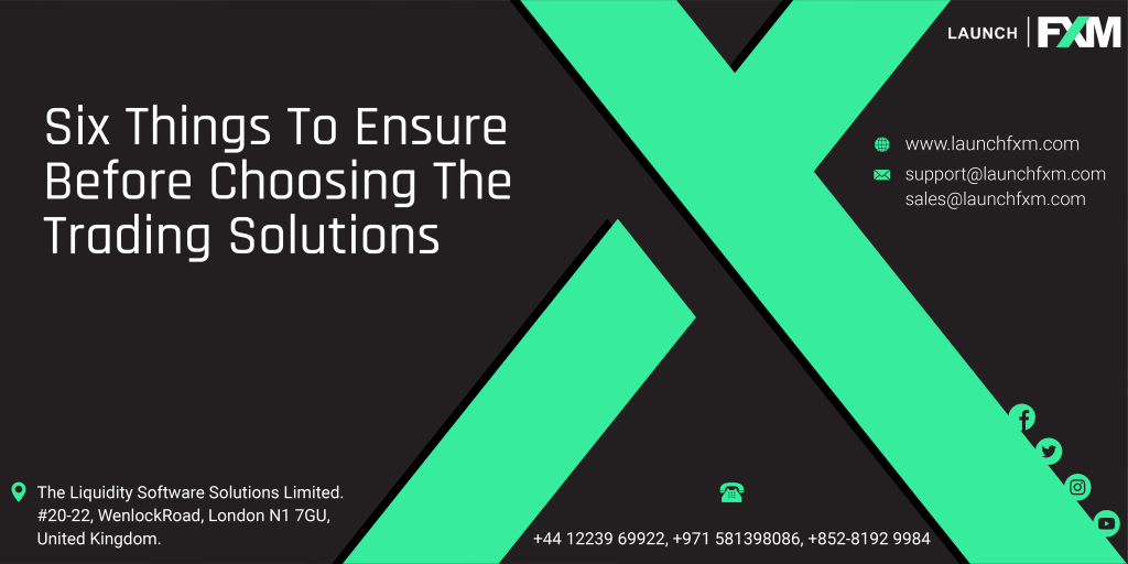 trading solutions company