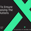 Six Things To Ensure Before Choosing The Trading Solutions