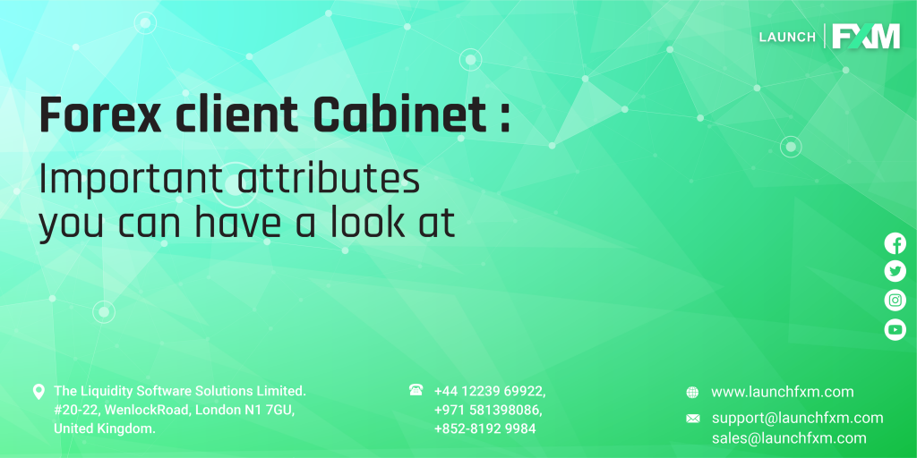 forex client cabinet