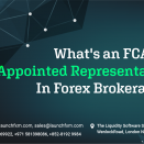 What's an FCA Appointed Representative (AR) In Forex Brokerage?