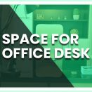 Space For Office Desk